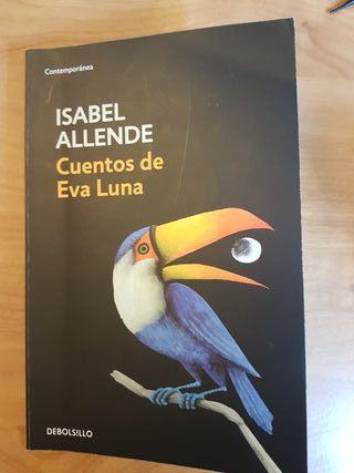 Libro lectura Cuentos de Eva Luna