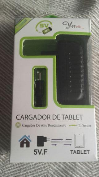 Cargador de tablet