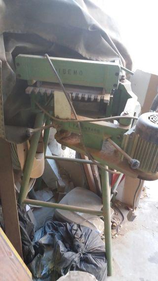 Maquinaria carpinteria