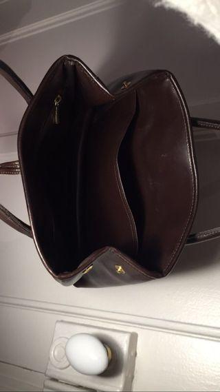 Sac à main en cuir Longchamp