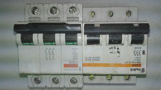 Material electrico usado