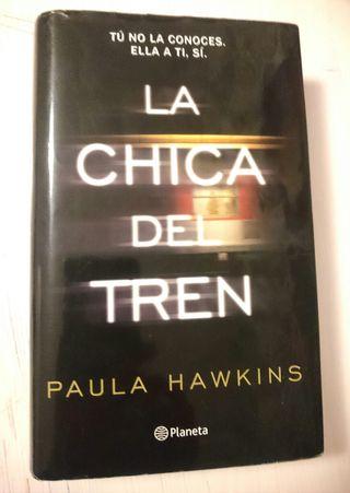 """Libro """"La Chica del Tren"""". Ed. Planeta"""