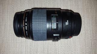 Objetivo Canon Macro 100mm F2.8 USM EF