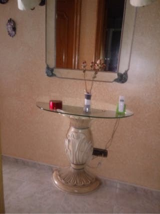 Mueble Espejo Pasillo