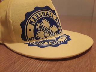 gorra nueva marshall