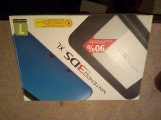 caja Nintendo 3DS XL