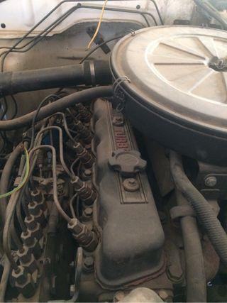 Motor patrol sd33 turbo