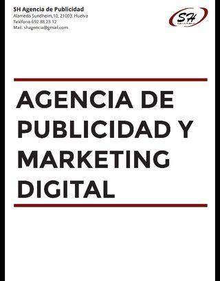 AGENCIA DE PUBLICIDAD Y MARKETING DIGITAL