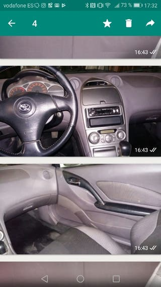 Toyota Celica 1.8 vvti