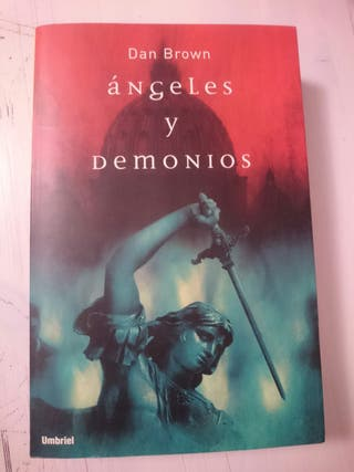 Libro Angeles y Demonios