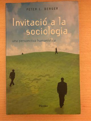 Invitacio a la sociología