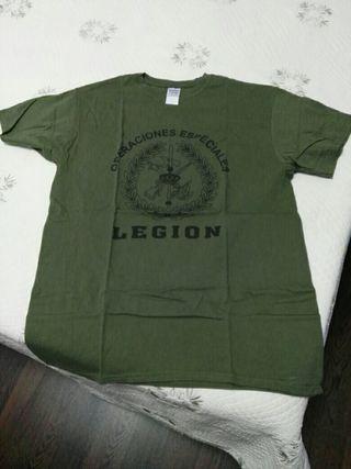 camiseta de la región