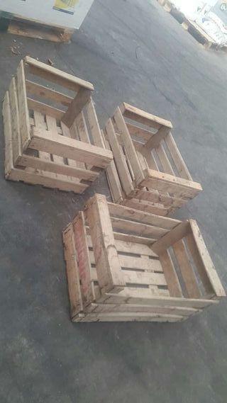 Cajas madera originales antiguas