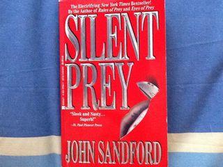 Libro en Inglés. Silent prey, de John Sandford