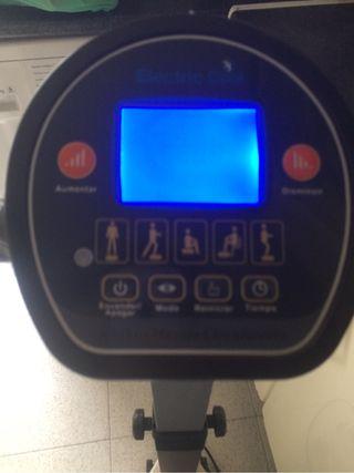 Maquina de ejercicos por vibra