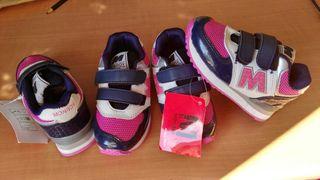 zapatillas niñas/o