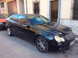 Mercedes-benz Clase C200 sport coupe