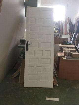 Puerta de paso castellana
