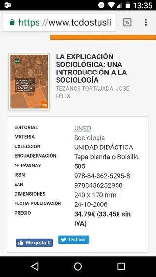 La explicacion sociologica: una introduccion a la