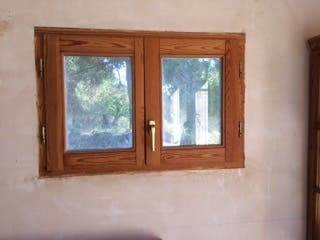 Ventanas madera doble cristal