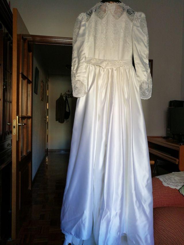 Vestido de Novia talla 44