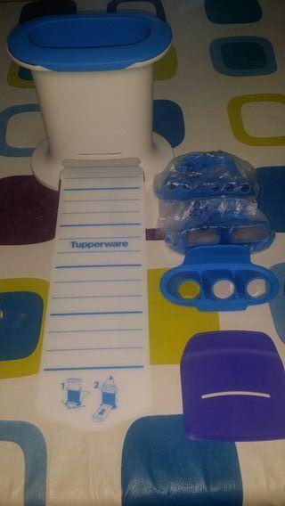 Croquetero Tapperware