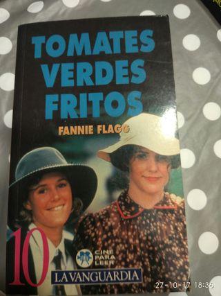 Tomates verdes fritos. Fannie Flagg