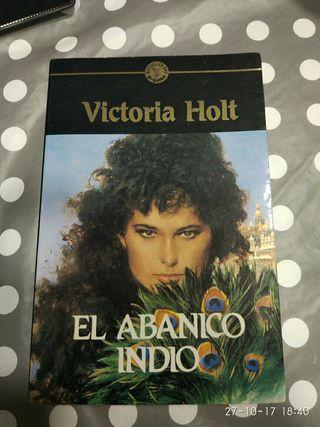 El abanico indio. Victoria Holt