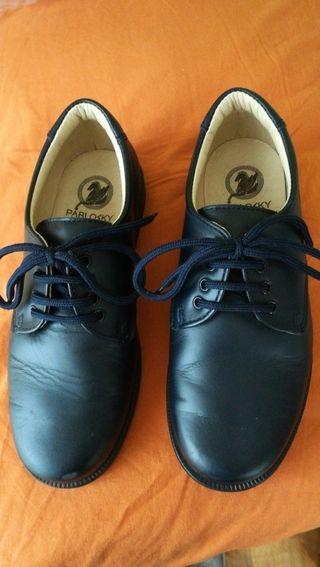 zapatos comunion pablosky