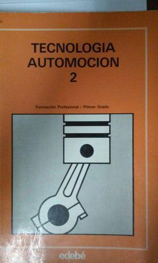 Libro AUTOMOCION FP