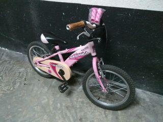 Bicicleta pequeña.Comprada en Iturriaga.
