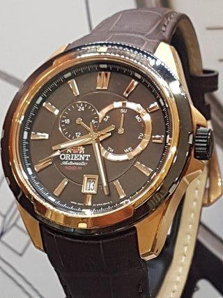 Reloj automático Orient de segunda mano en WALLAPOP d6bfa400b5c2