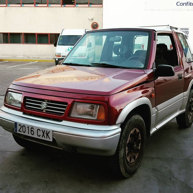 Suzuki Vitara 2004