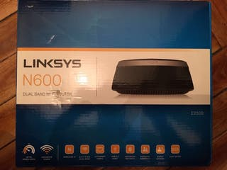 Router wi-fi LINKSYS