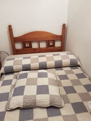 Cabezal cama Rustico