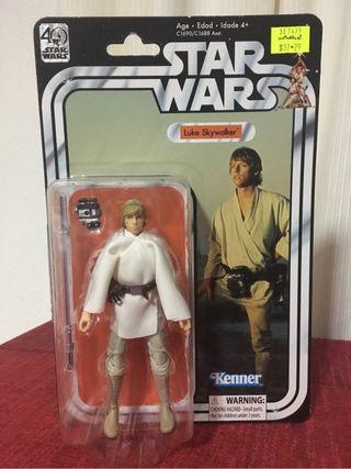 Star Wars 40 aniversario : Luke Skywalker