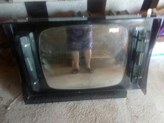 un espejo