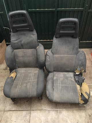 Vendo asientos delanteros para Suzuki Samurai