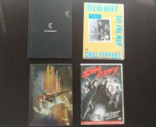 Pack Dvds