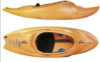 Kayak rodeo necky orbit fish