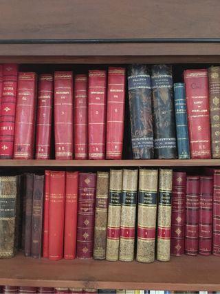 Biblioteca juridica (1807-1932
