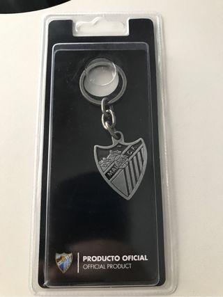Llavero Málaga CF