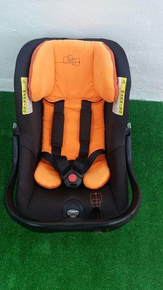 carrito de bebé