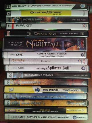 Juegos ordenador PC