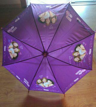 paraguas niña (violeta)