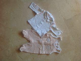 Conjunto prenatal para el bebe de 0/1 meses 47-53c