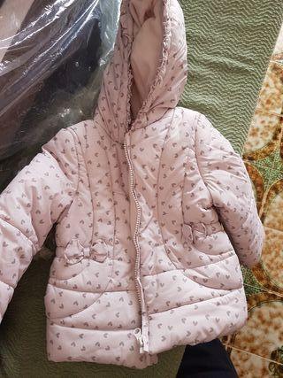 chaqueta niña 18-24 meses