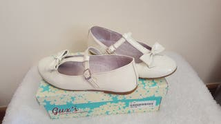 Zapatos niña. N°32