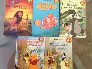Coleccion cuentos Disney