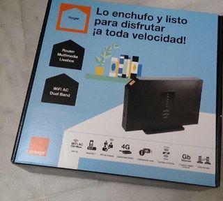Router Wifi Live Box
